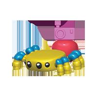 Gummyrobot 3-106
