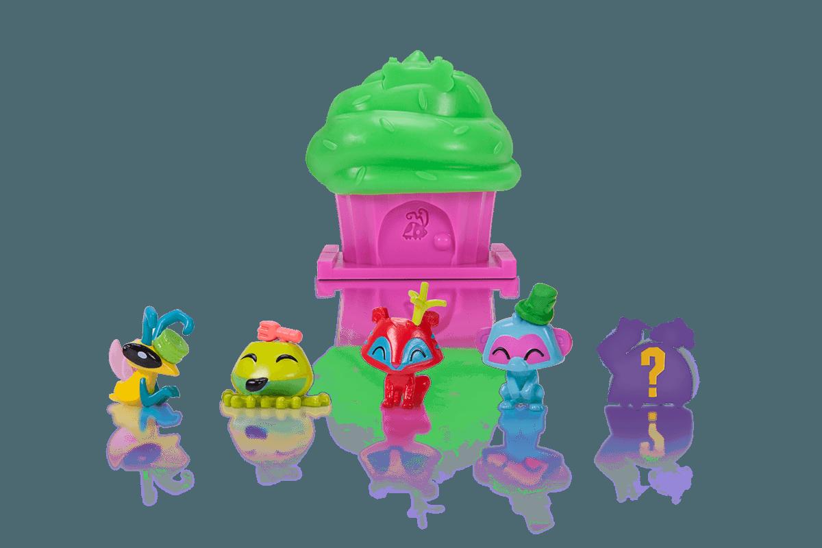 Adopt a Pet Cupcake 5pk (6)