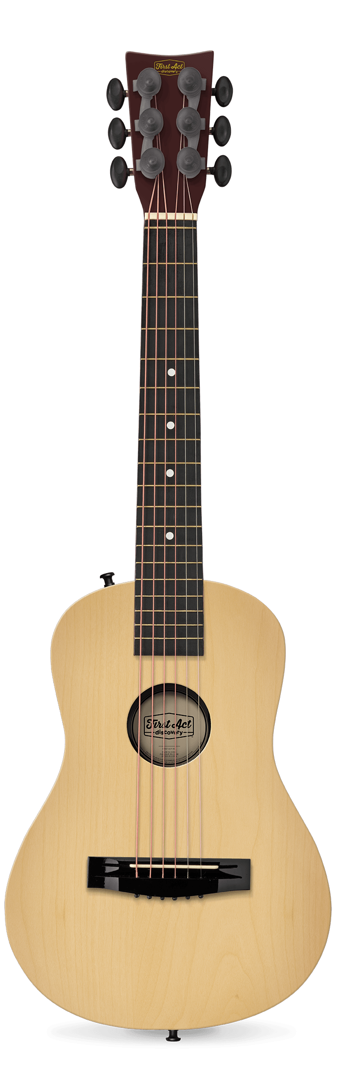 "Natural 30""Acoustic Guitar 