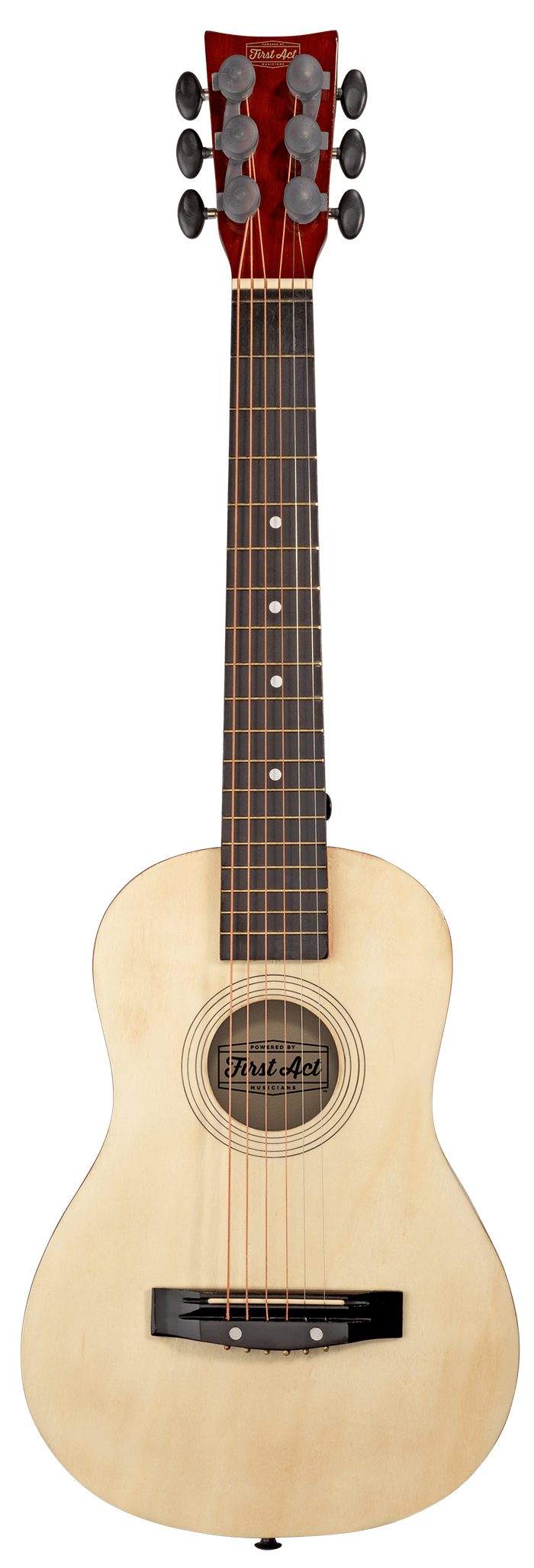 """30"""" Acoustic Guitar - Natural 