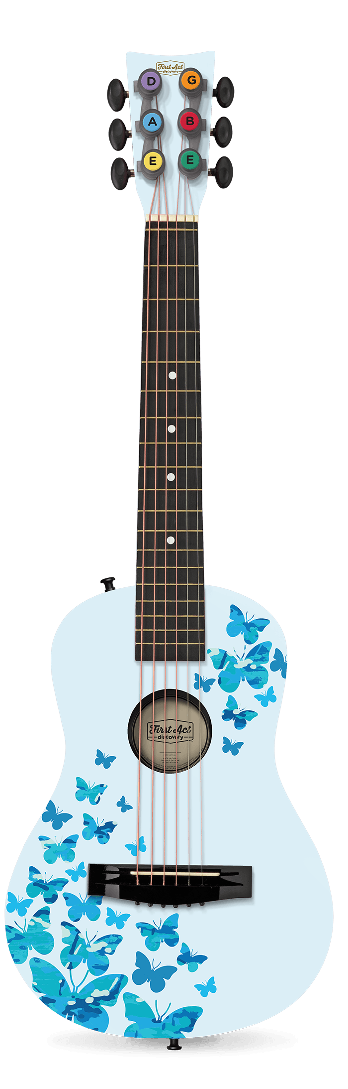 "Cheetah 30"" Acoustic Guitar 