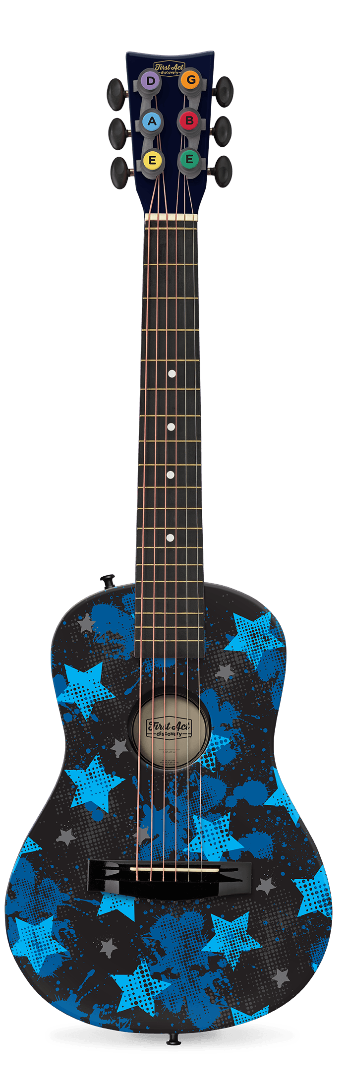 "Rock Stars 30"" Acoustic Guitar 