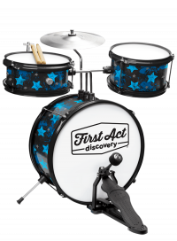 Rock Stars Drum Set | First Act Discovery Thumbnail