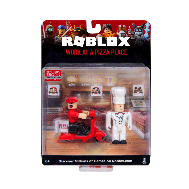 Work At A Pizza Place Products Roblox