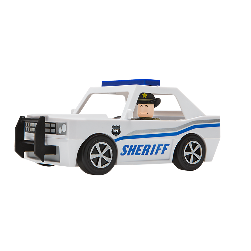 Neighborhood of Robloxia Patrol Car