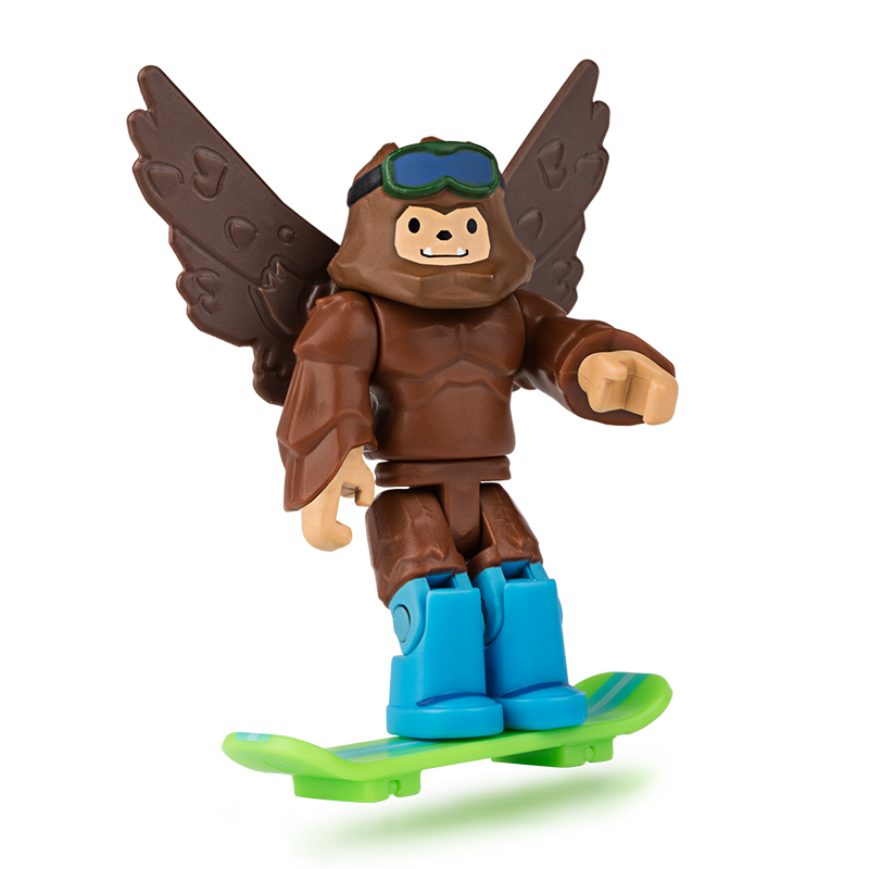Bigfoot Boarder: Airtime