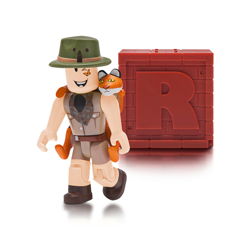 Roblox Series 4 - Mystery Figure Characters Series 4