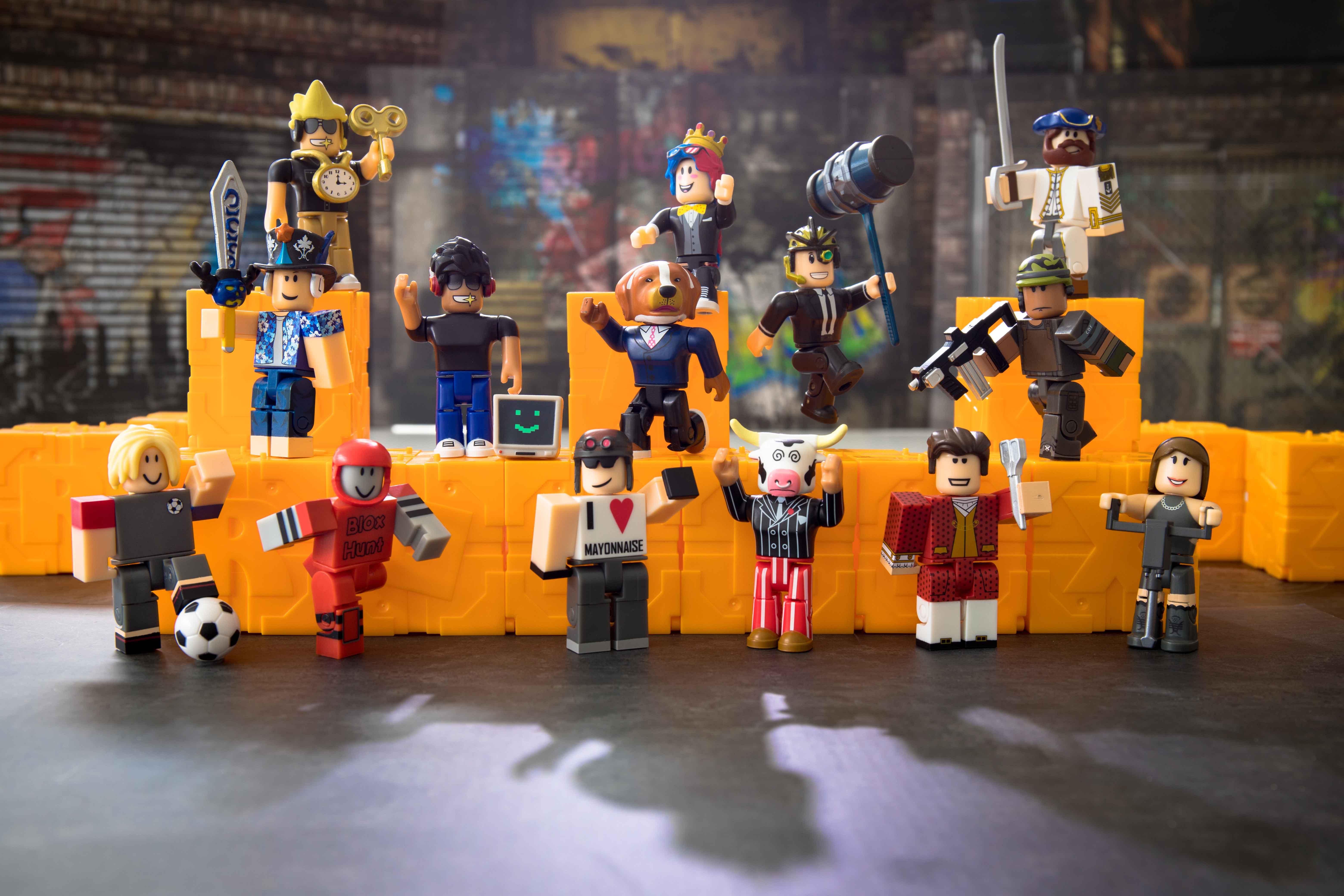 Roblox Toy List Season 5 Mystery Figure Series 5