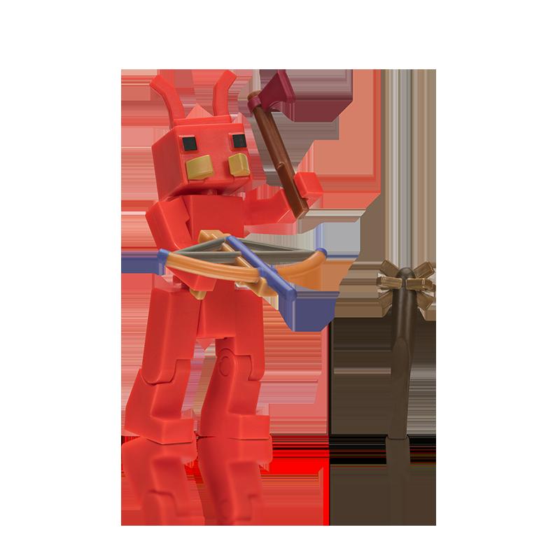 Booga Booga: Fire Ant