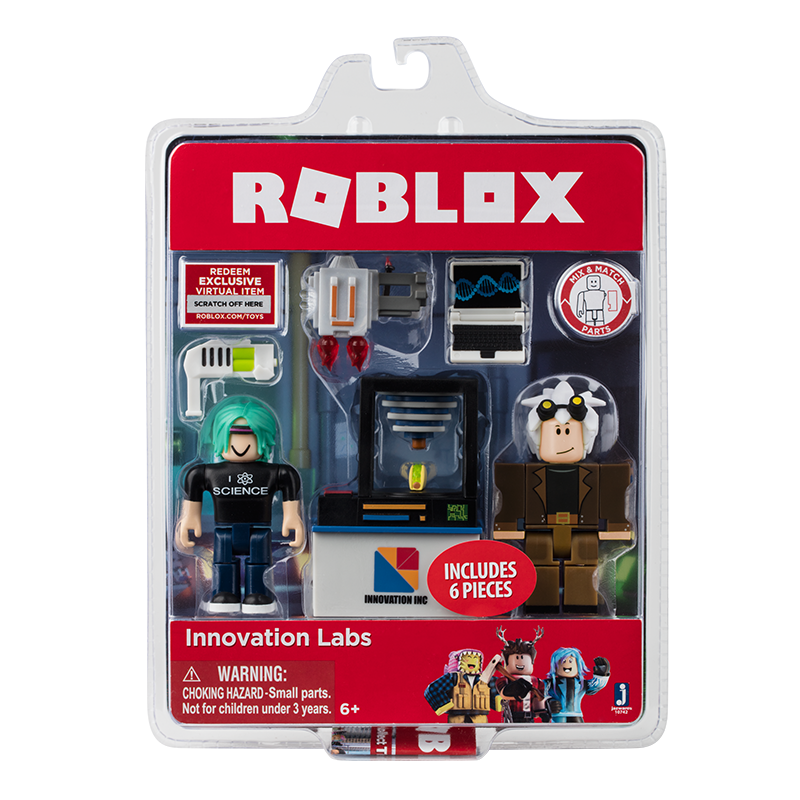 Innovation Labs Roblox Toys Innovation Labs