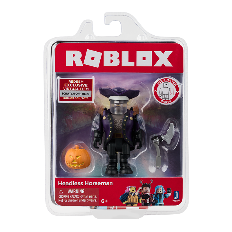 roblox headless horseman code