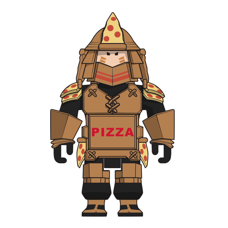 Loyal Pizza Warrior