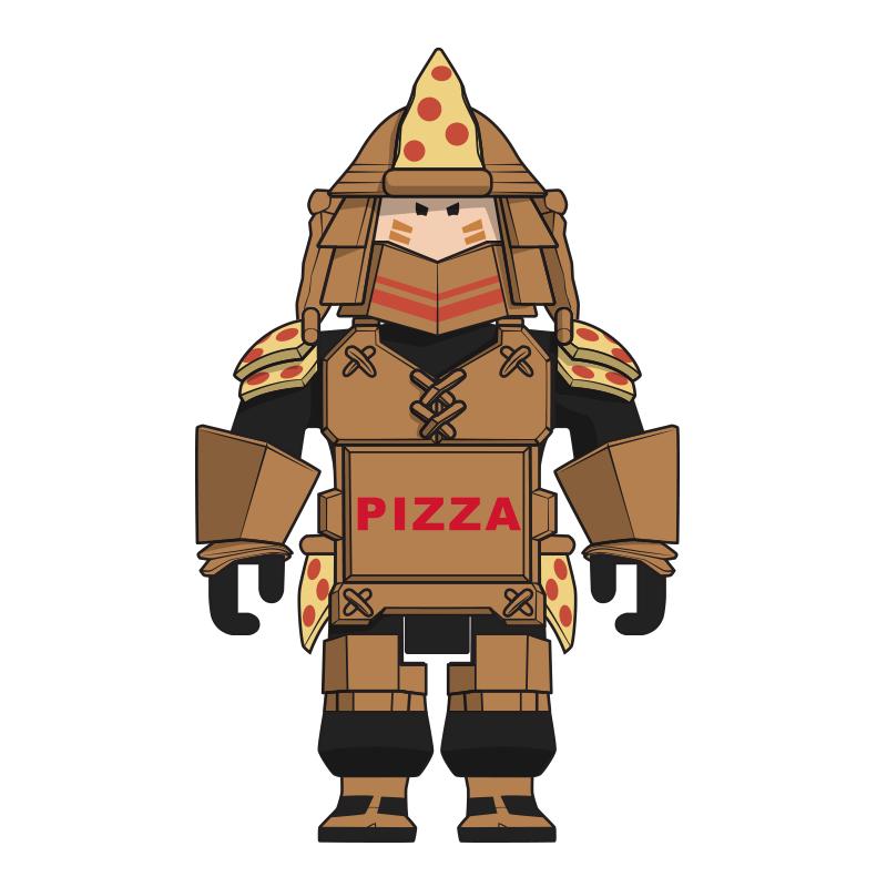 Loyal Pizza Warrior