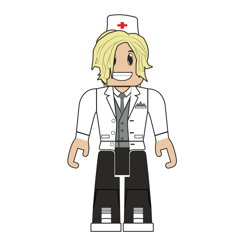 Robloxian Highschool: Nurse