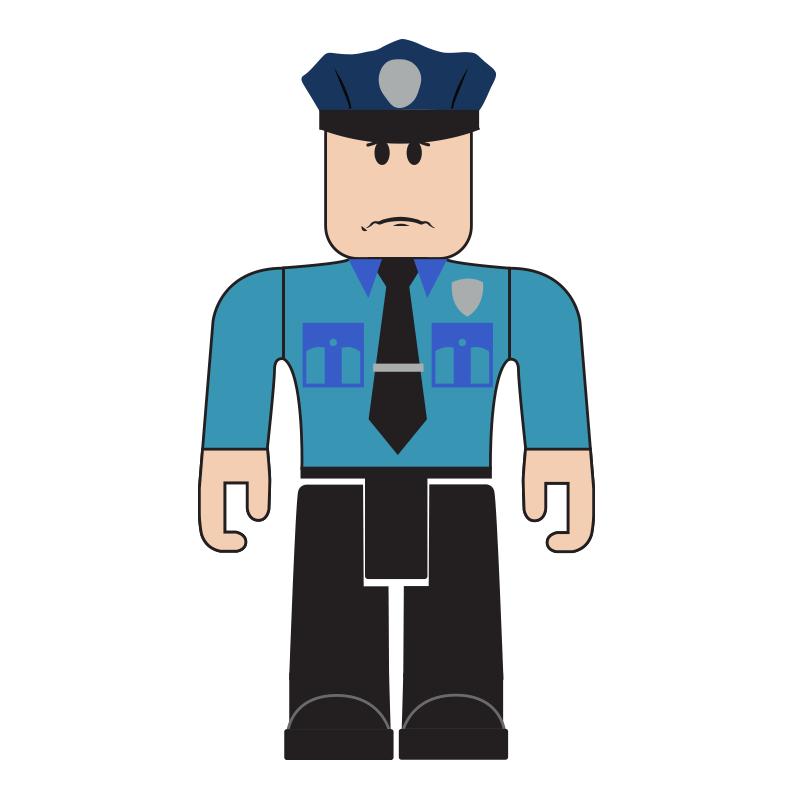 Jailbreak: Museum Heist Scared Cop