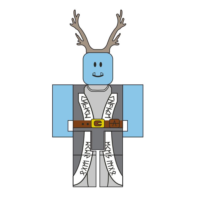 Toothy Deer Man