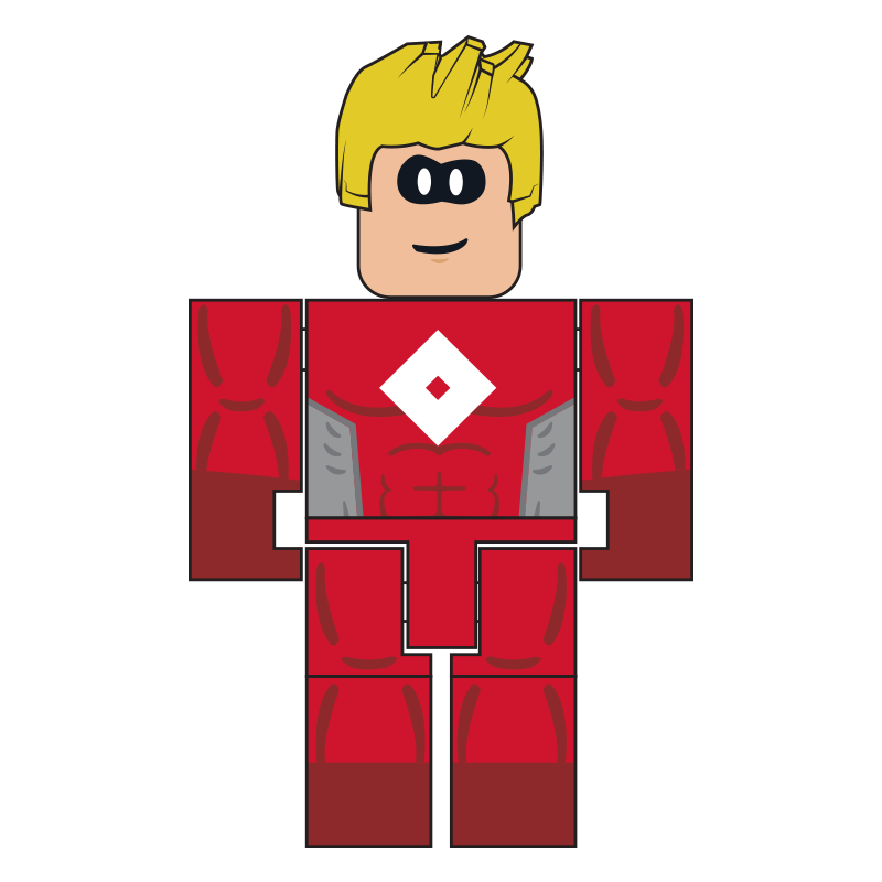 Heroes of Robloxia: Captain Roblox