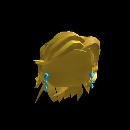 Sapphire Glitz Hair