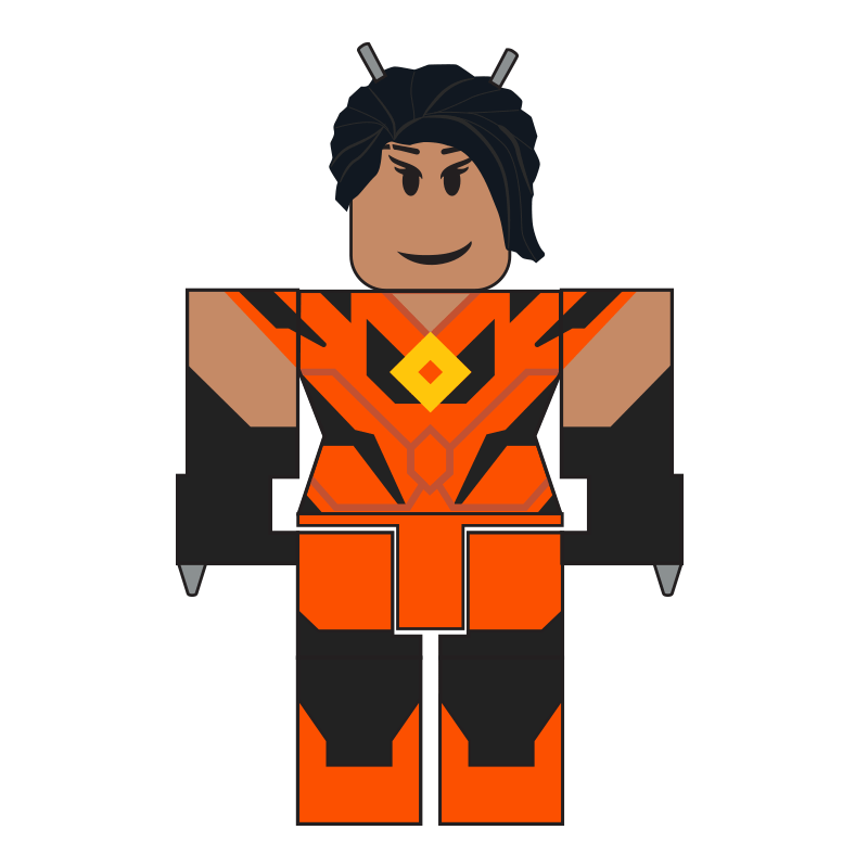 Heroes of Robloxia: Tigris