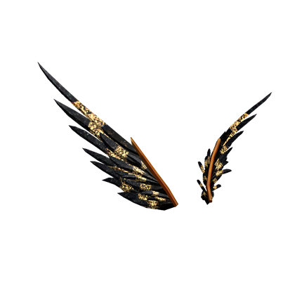 Gold Dust Wings