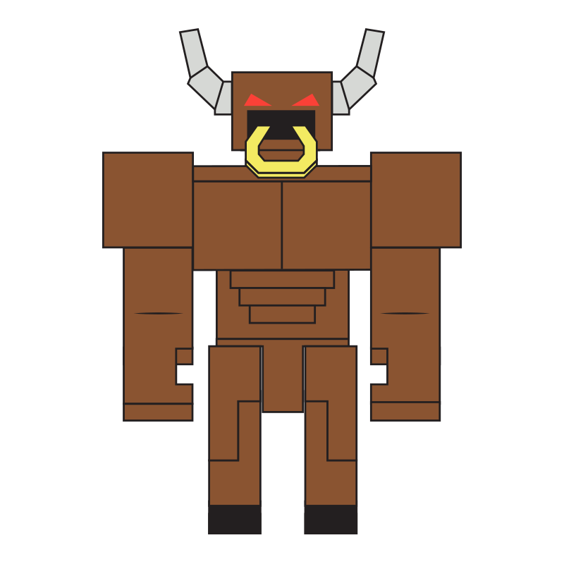 Book of Monsters: Minotaur