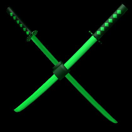 Jade Katana Swordpack