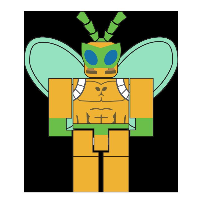 Heroes of Robloxia: Cicada
