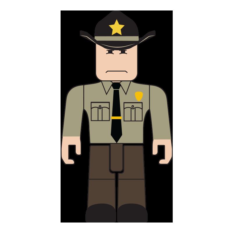 Neighborhood of Robloxia Sheriff