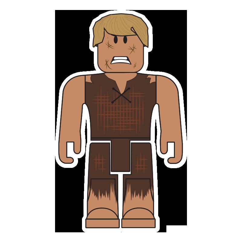 Hexogen Cave Man