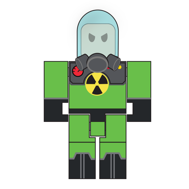 Heroes of Robloxia: Atomic Waste