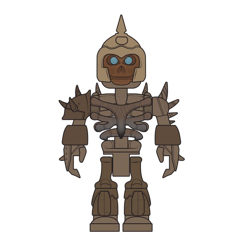 Endermoor Skeleton