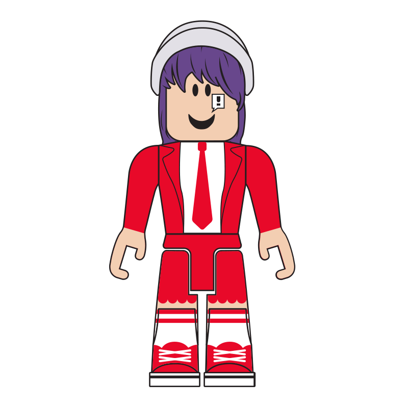 Roblox High School 2: Girl Mascot