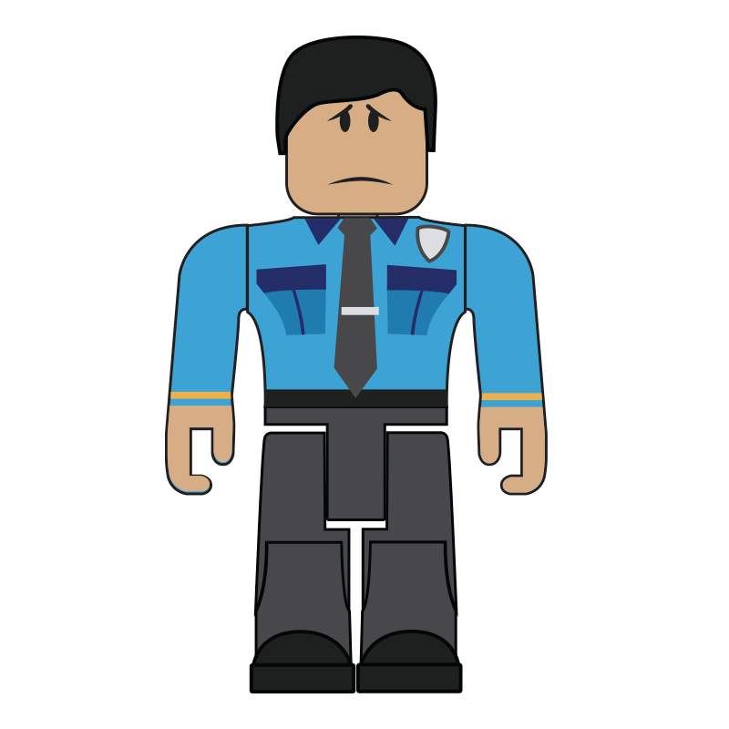 RoCitizens: Mick the Cop