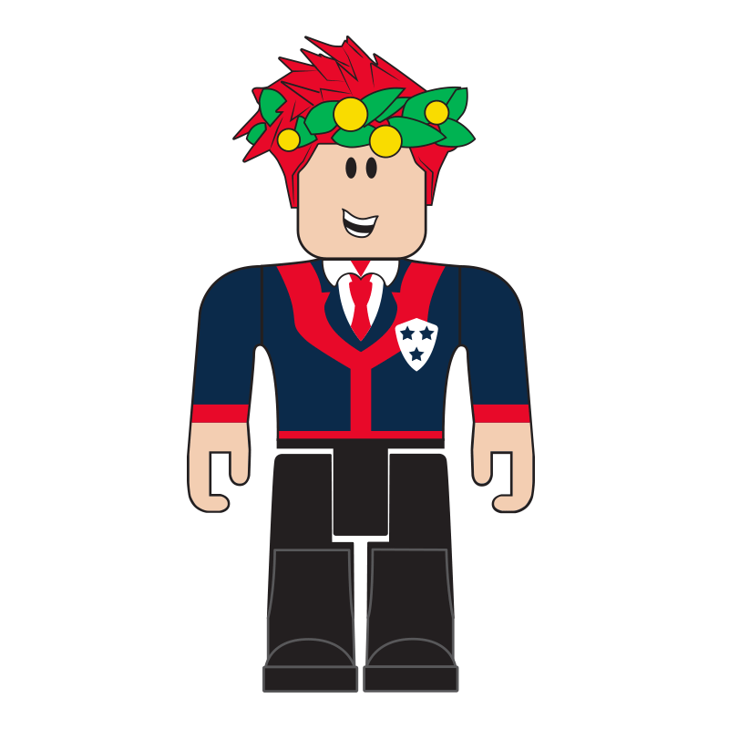 Roblox High School 2: Boy Mascot