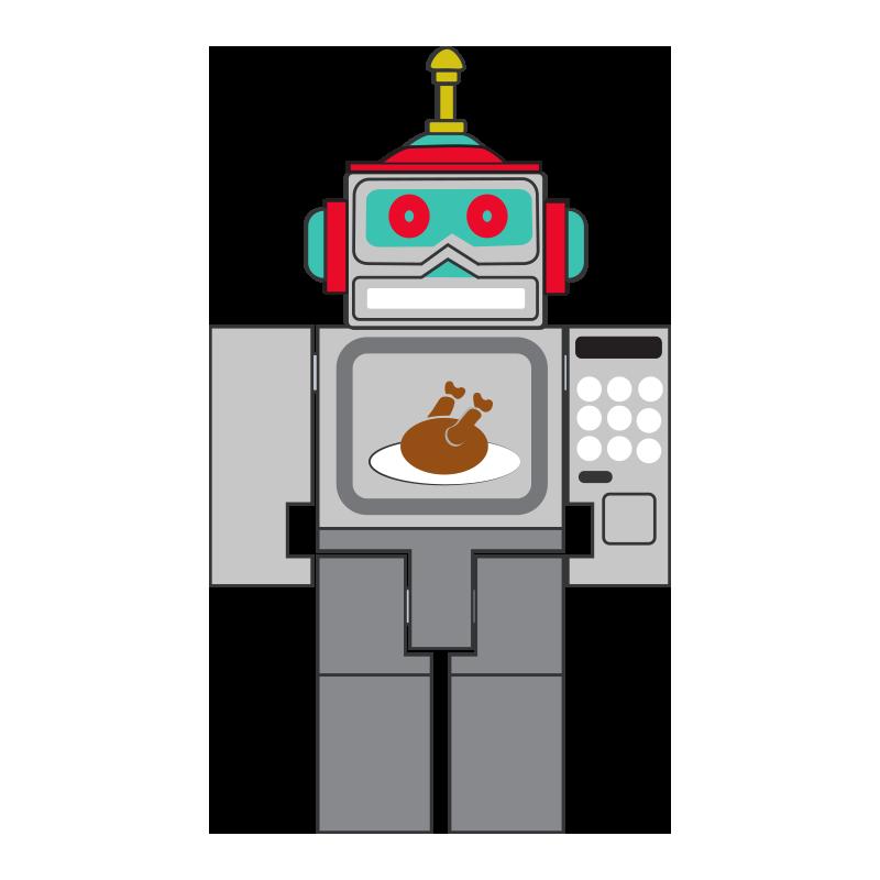 Microwave Spybot