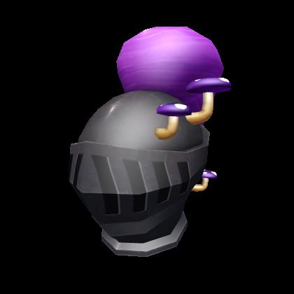 Poison Mushroom Knight